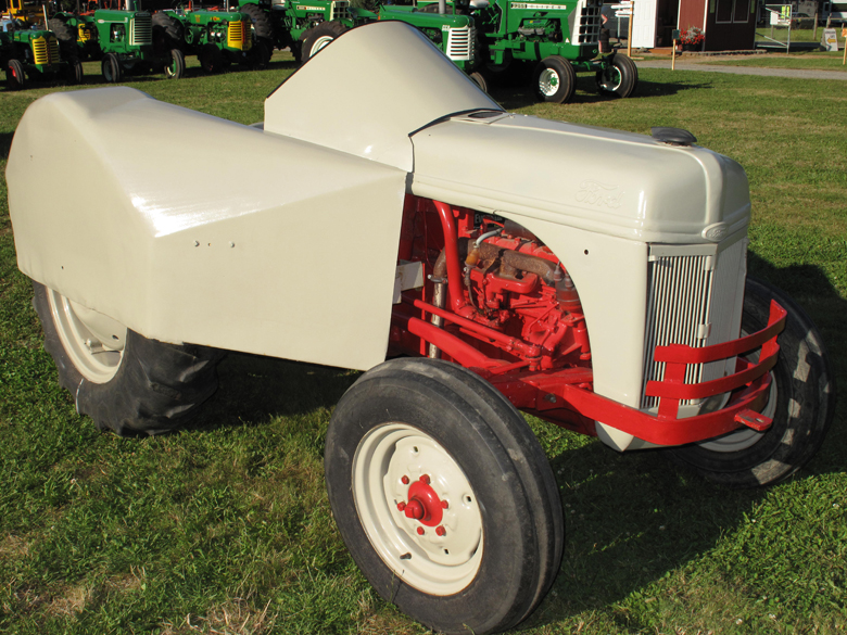 Ford Orchard Tractor : Ford n tractor parts for series tractors