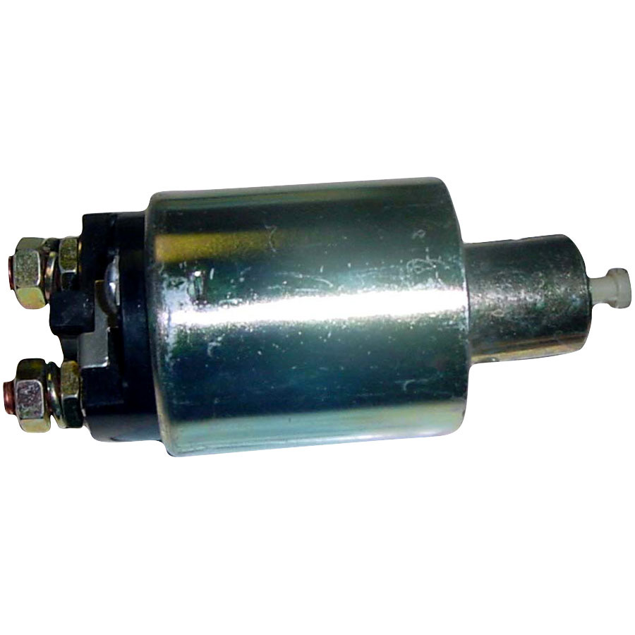 1100-0204 - Ford  New Holland Solenoid 12v - Ford N Tractor Parts