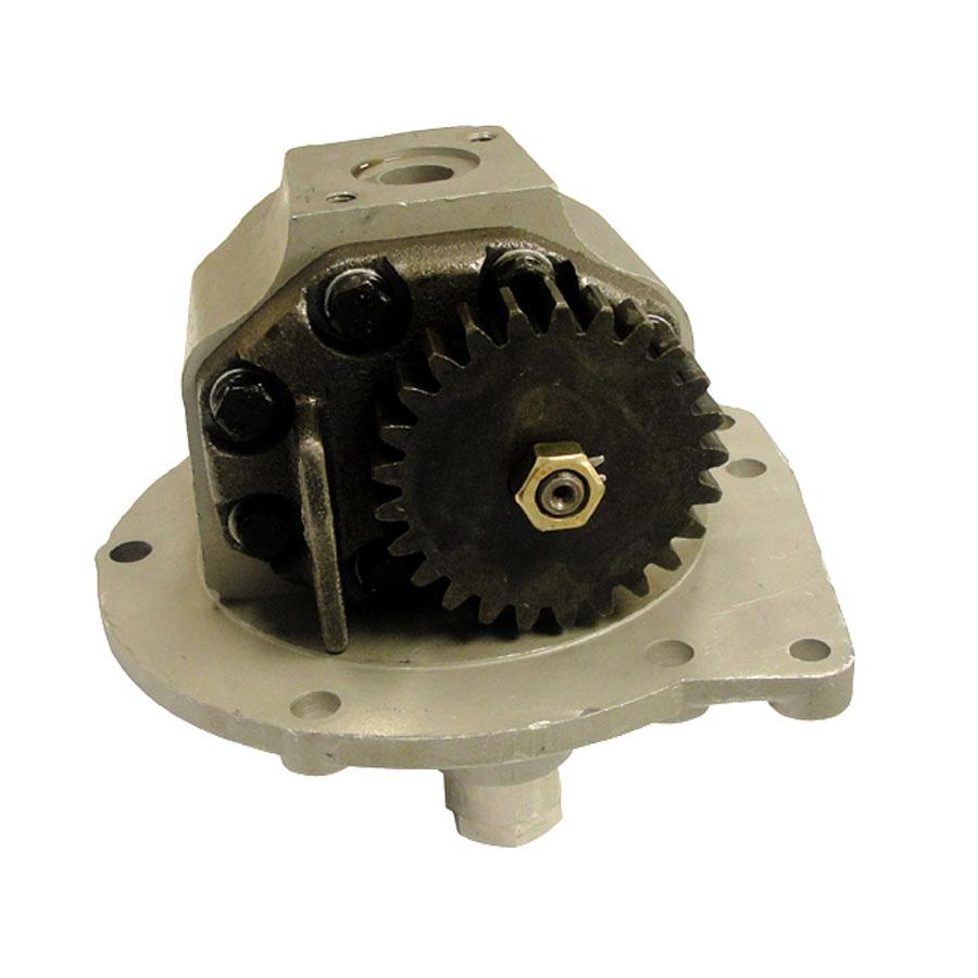 4600 Ford Tractor Hydraulic System : E ford new holland hydraulic pump gear style