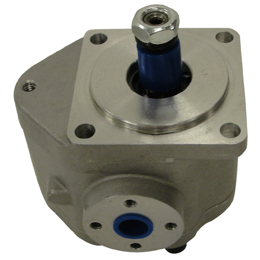 Ford 1700 Tractor Hydraulic System : Ford new holland hydraulic pump engine mounted