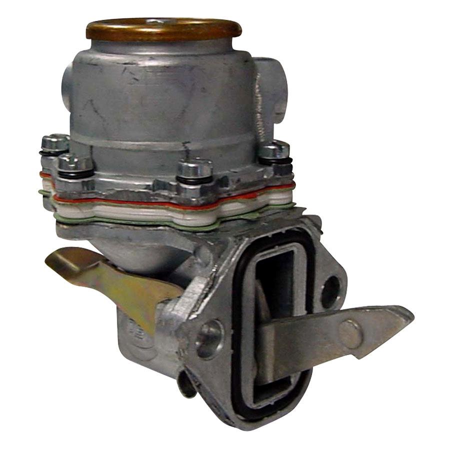 Fiat Tractor Parts Fuel Pump : Ford new holland fuel lift pump flat top