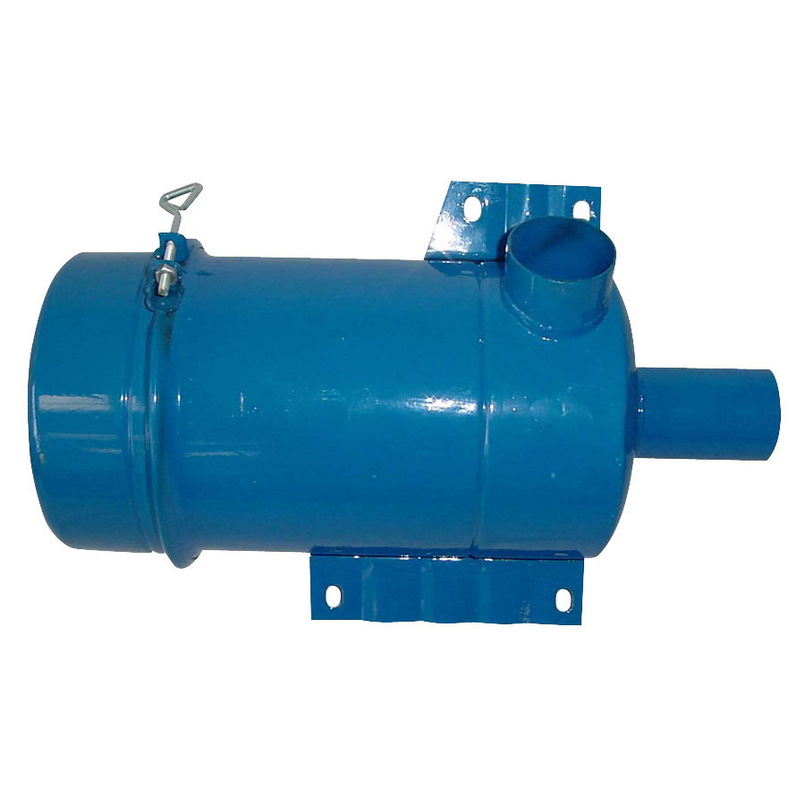 Ford 2n Tractor Air Cleaner : Ford new holland air cleaner quot diameter oil