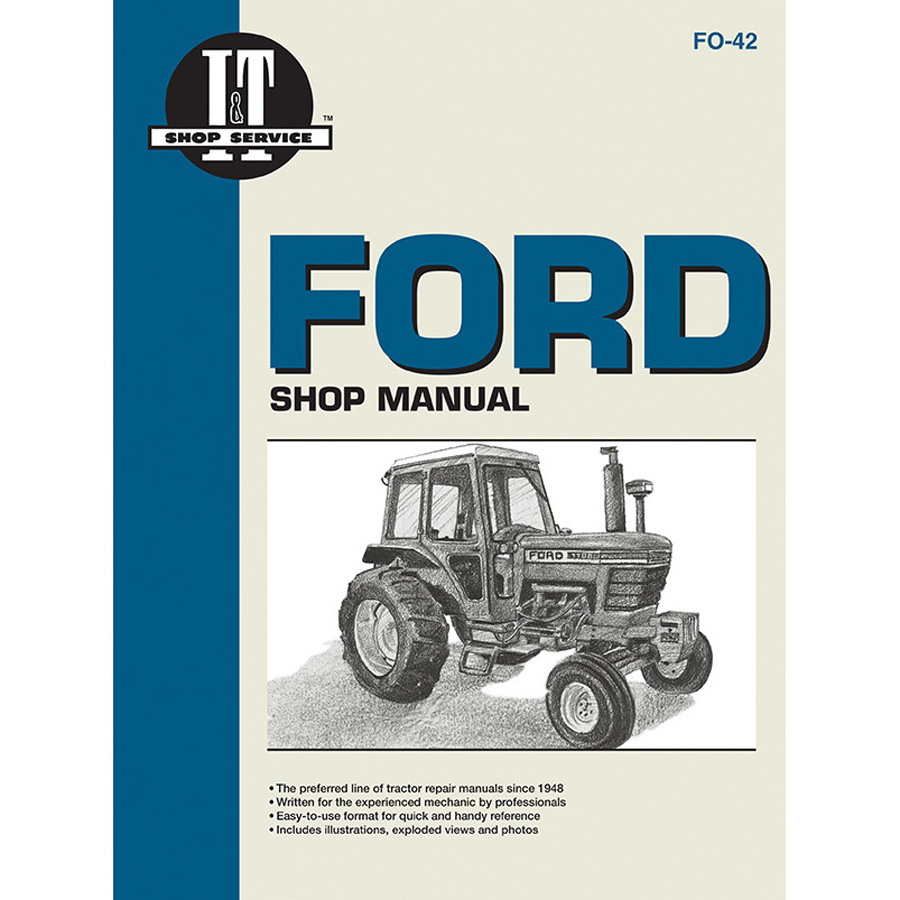 1115-2231 - Ford  New Holland Service Manual 176 Pages  Includes Wiring Diagrams For 5100
