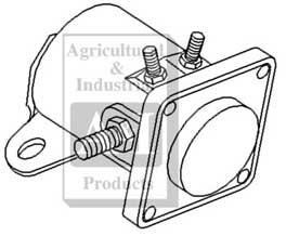 311006 - relay assembly  12 volt