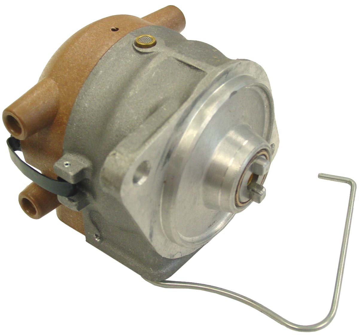 Ford 9n Distributor : Front mount distributor n ford tractor
