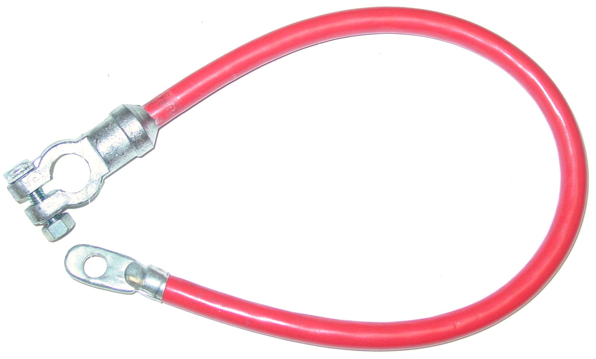 Abc417 - Battery Cable - Ford N Tractor Parts