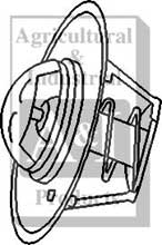d8nn8575fb thermostat 218 ford n tractor parts. Black Bedroom Furniture Sets. Home Design Ideas