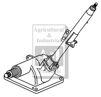 Ford New Holland Tie Rod End Right Hand NEW WN CAR107633 besides Ford New Holland Spindle Low Profile NEW WN 5166109 in addition 762 likewise 2629 in addition 2712. on 3930 ford tractor front axle