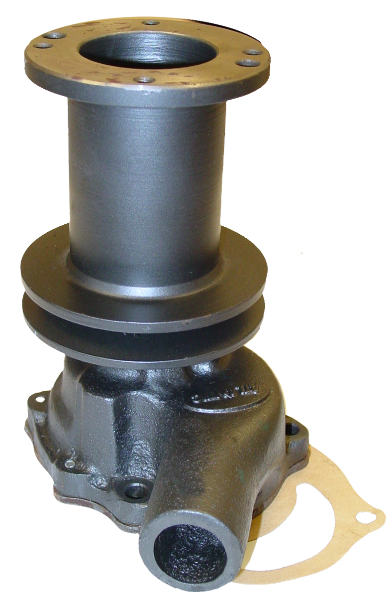 Ford 800 Tractor Water Pump : Fds water pump ford n tractor parts for