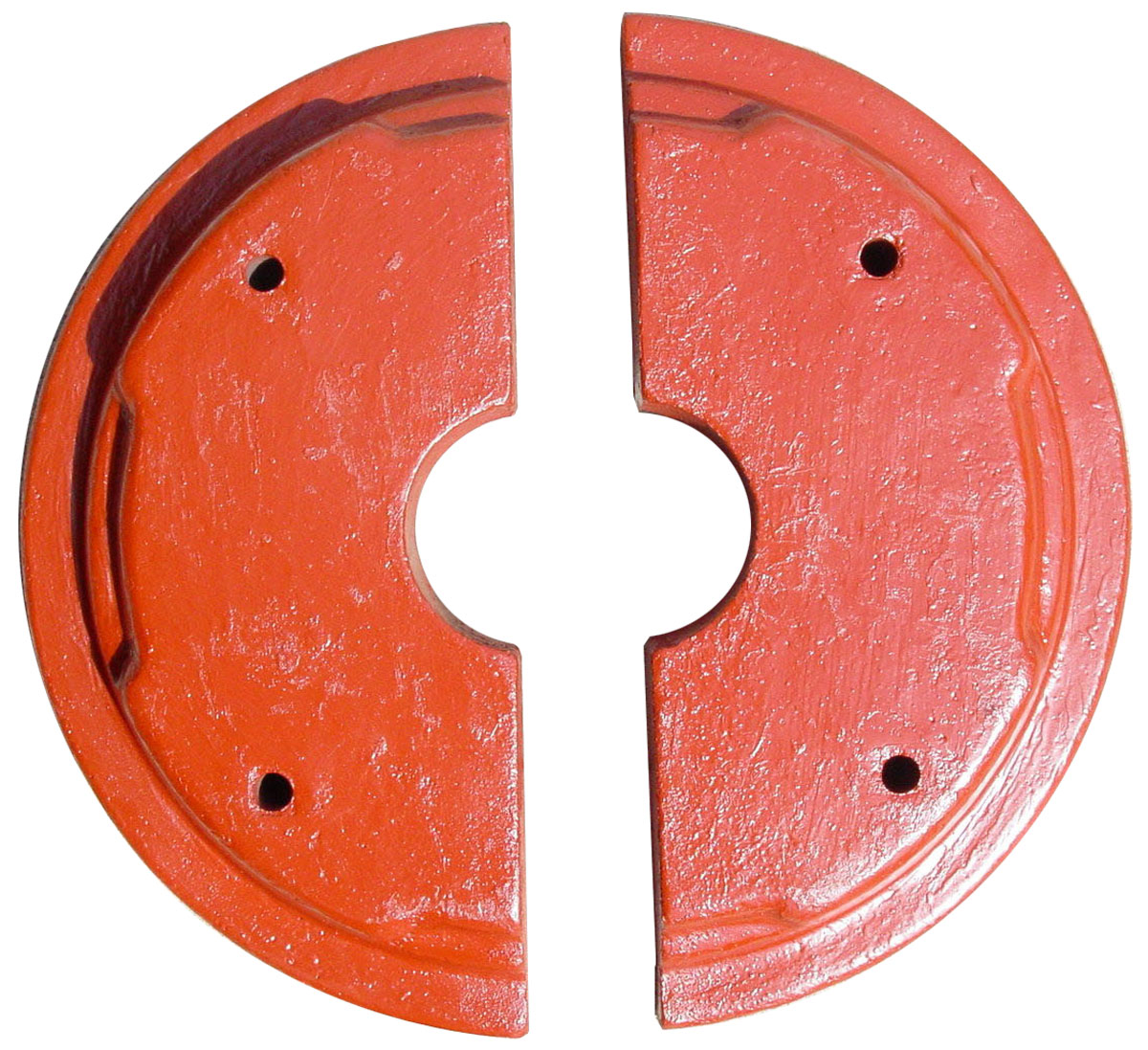 New Holland Tractor Wheel Weights : Ford tractor front wheel weights