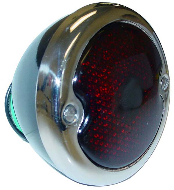 2n Ford Tractor Tail Light : Fds complete serviceable tail light assembly ford n