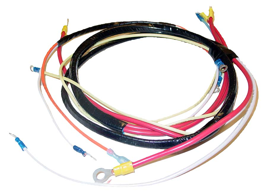 Fds277 - Wiring Harness  Main Harness Only  - Ford N Tractor Parts