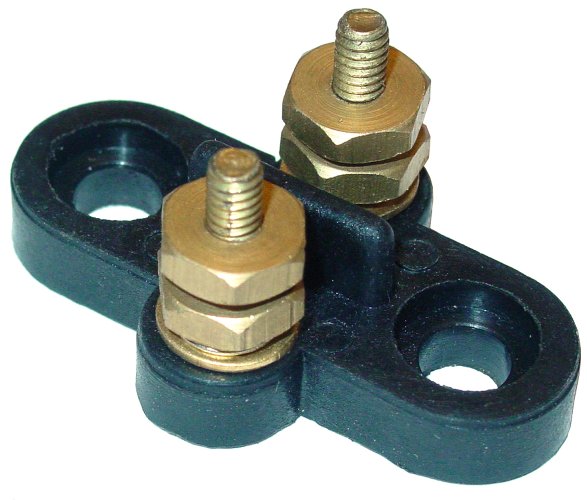 Ford 9n Tractor Parts Terminal Block : Fds terminal junction block ford n tractor parts