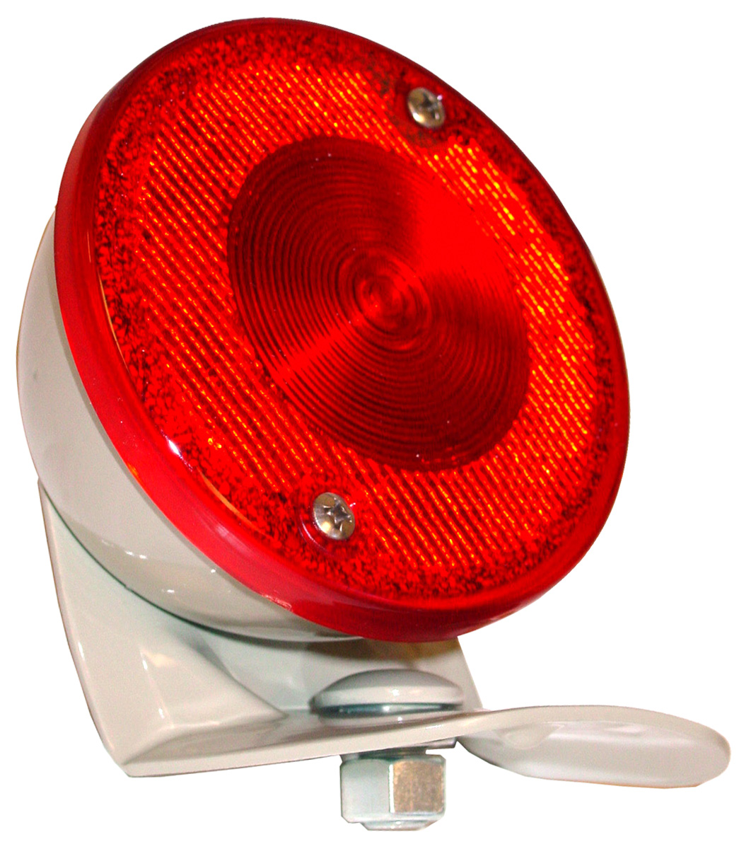 2n Ford Tractor Tail Light : Fds restoration quality volt duolamp tail light