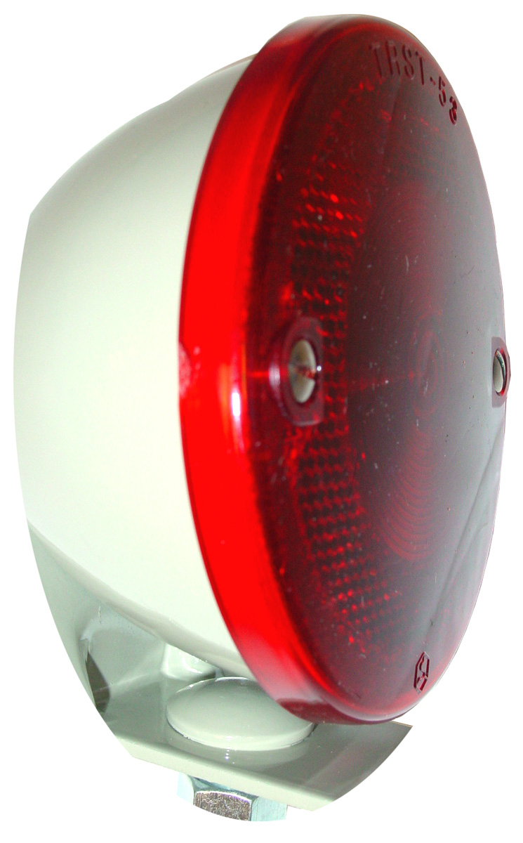 2n Ford Tractor Tail Light : Fds restoration quality duolamp tail light assembly w