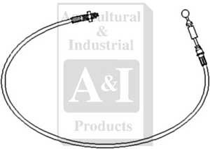 Tractor Loader Joystick Cable Controls