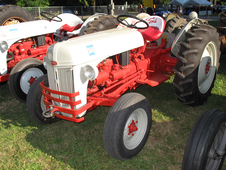 9n Ford Tractor 8n Parts : Ford n tractor parts for series tractors
