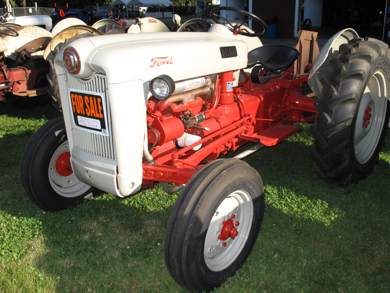 Ford Naa Tractor Parts : Ford tractor part