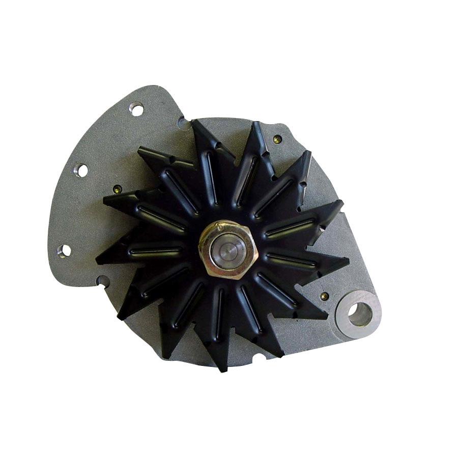 1100-0514 - Ford  New Holland Alternator 37 Amp Unit Alternator For Gas Applications
