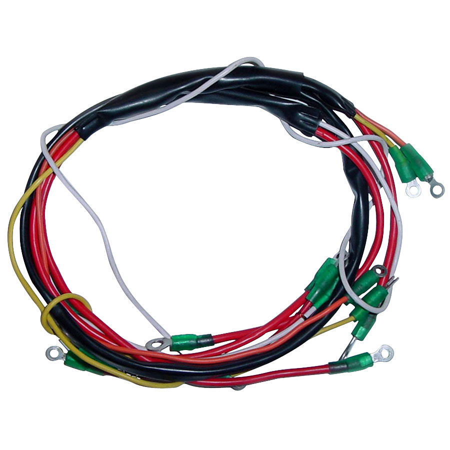 1100 0532hn Ford New Holland Wiring Harness Complete Conversion For Generator To Alternator 12v Kit Included W Atlantic Naa10300altand 5564 10300alt