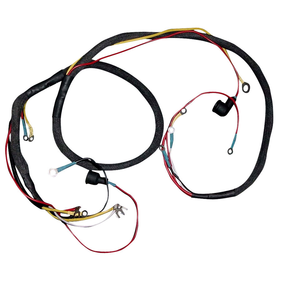 Ford/New Holland Wiring Harness 8N front mount wiring harness.