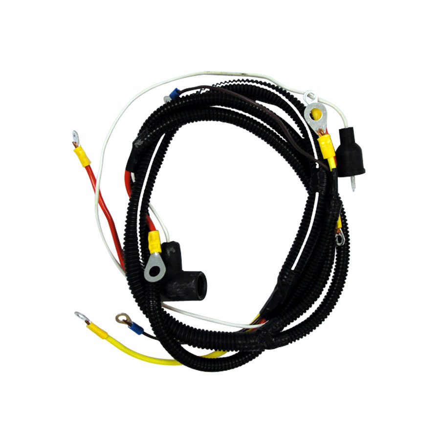 1100-0596HN Ford Tractor Wiring Harness Emblies on
