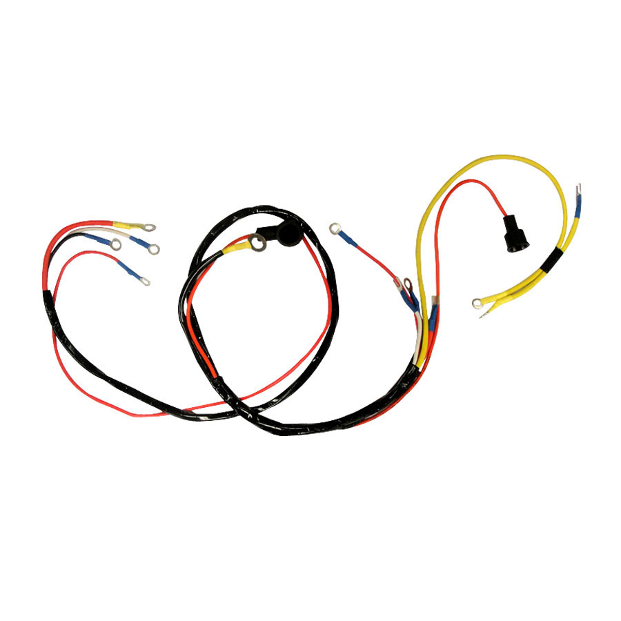 1100-9718 - Ford  New Holland Harness 6 Volt Wiring Harness - Ford N Tractor Parts