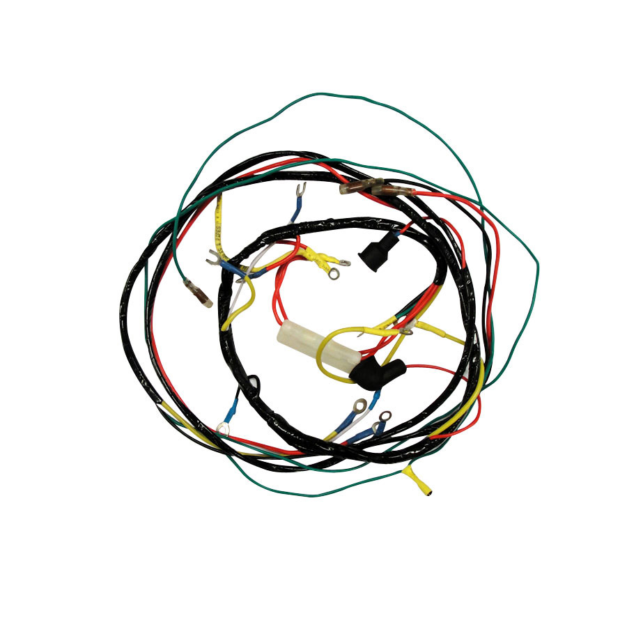 1100 9720 Ford New Holland Wiring Harness N Tractor Parts For 8n