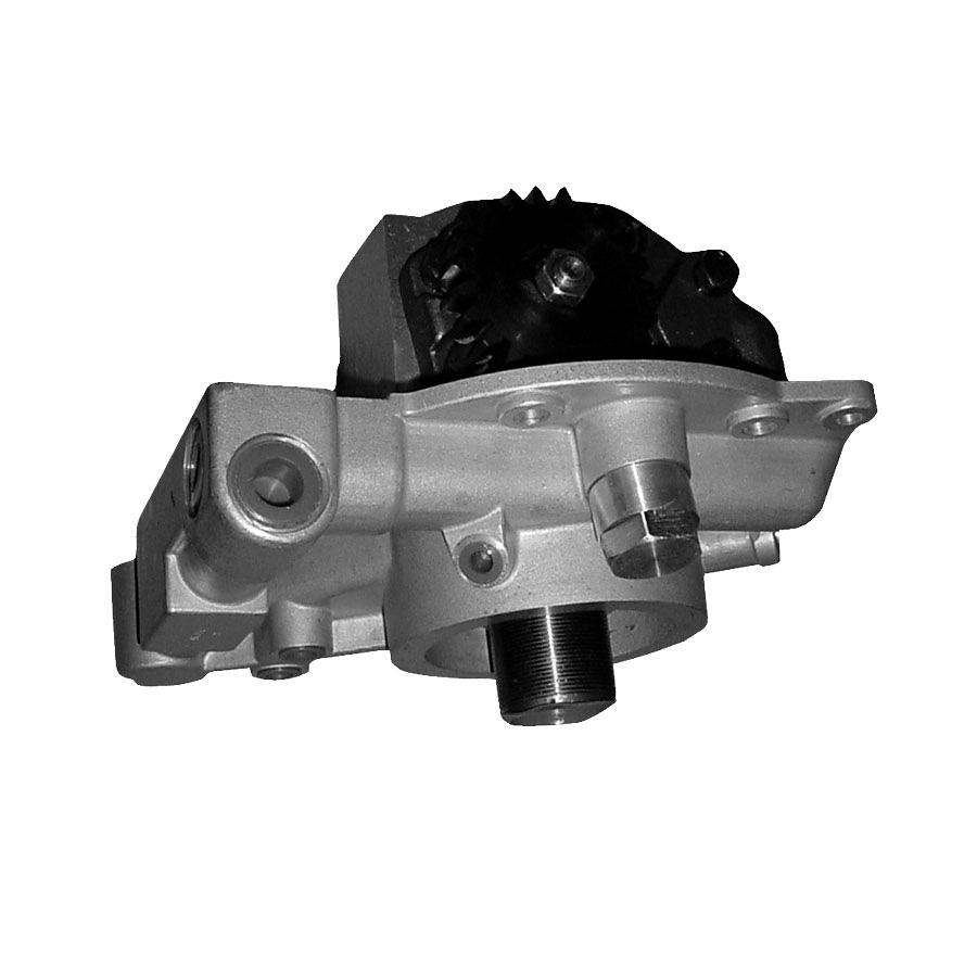 5640 Ford Fuel Pump : Ford new holland hydraulic pump tandem gear
