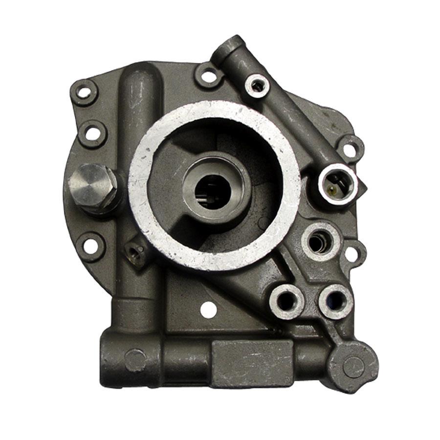 5640 Ford Fuel Pump : E ford new holland hydraulic pump tandem gear
