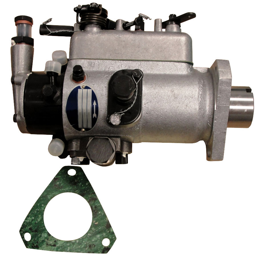 fordnew holland injection pump  replace