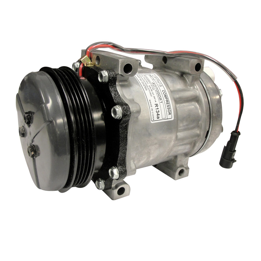 1106 7036 Ford New Holland Ac Compressor Refrigerant 134a 8n Cooling System