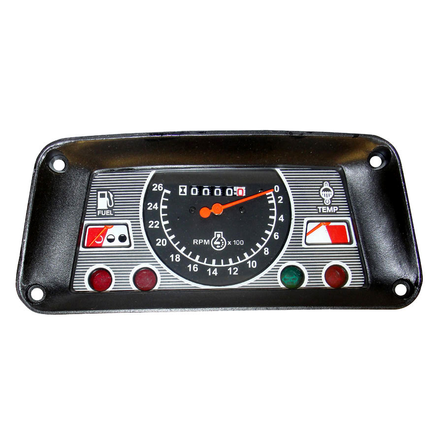 1107-2700  New Holland Gauge Cluster Cw Tach