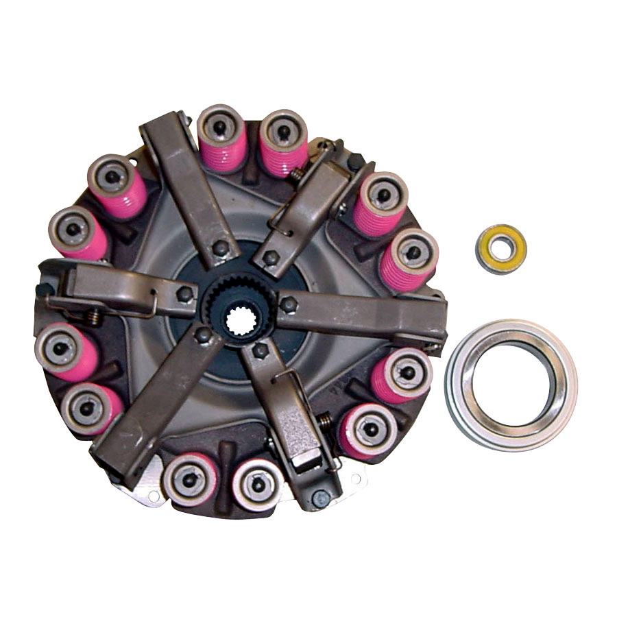 6100 Ford Tractor : Ford new holland clutch kit contains