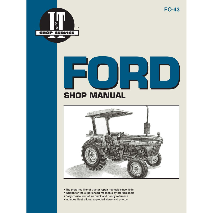 1115-2224  New Holland Service Manual 80 Pages  Does