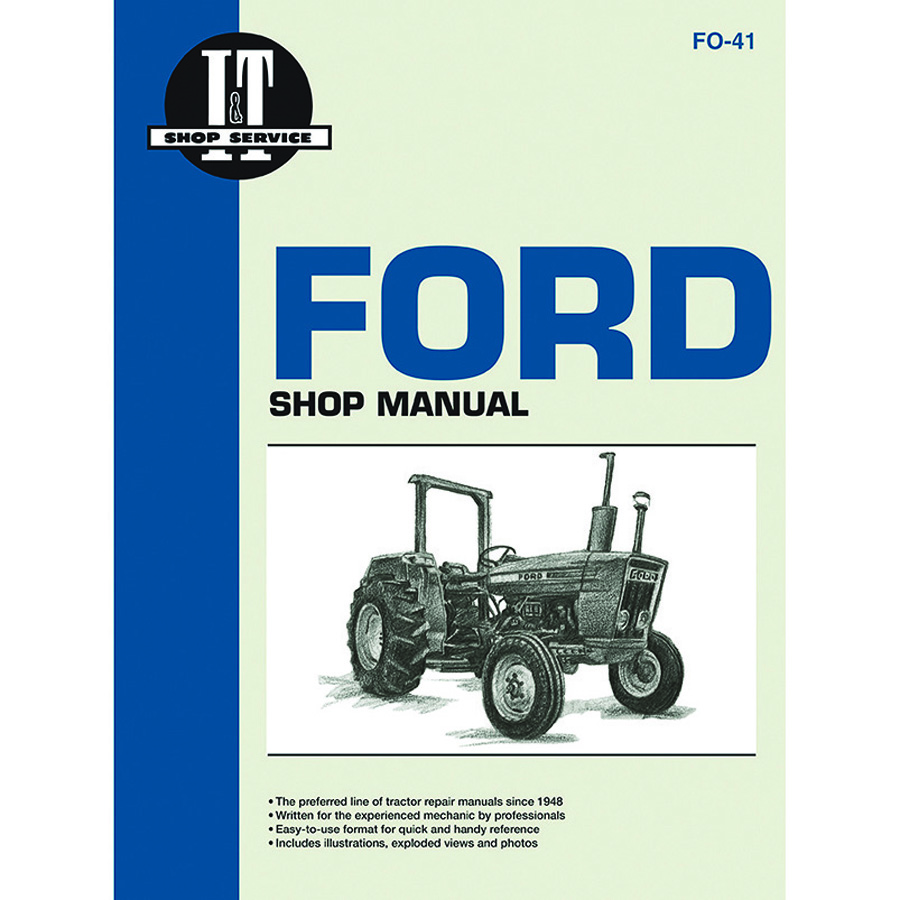 1115-2230  New Holland Service Manual 112 Pages  Includes Wiring Diagrams For Non