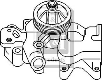 9n ford tractor wiring diagram with Water Pump For 8n Ford Tractor on 8n 12v Conversion Wiring Diagram also Wiring Diagram For A Boombox as well 1950 Ford 8n 12 Volt Wiring Diagrams besides Ford 9n Tractor Parts Sheet Metal together with Farmall H Tractor Wiring Diagram.