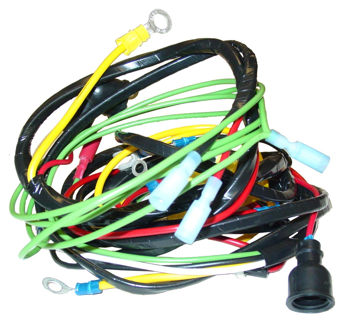 Abc079 - Wiring Harness  Main Harness Only  - Ford N Tractor Parts