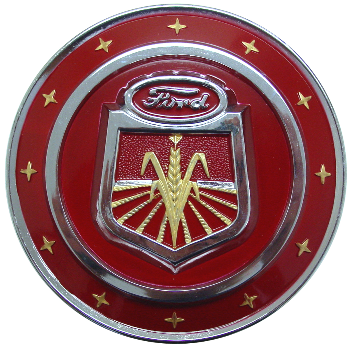 Fds012 Hood Emblem Ford N Tractor Parts Parts For