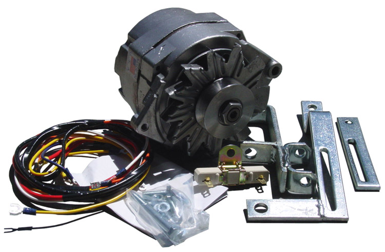 Fds244 - Alternator Conversion Kit - Ford N Tractor Parts