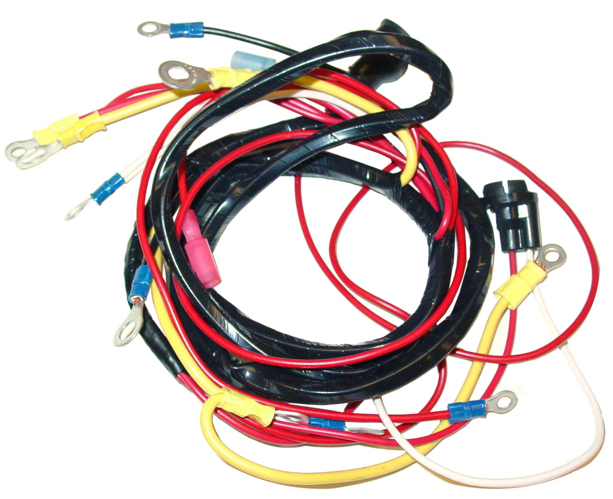 Fds376 - Wiring Harness  Main Harness Only  - Ford N Tractor Parts
