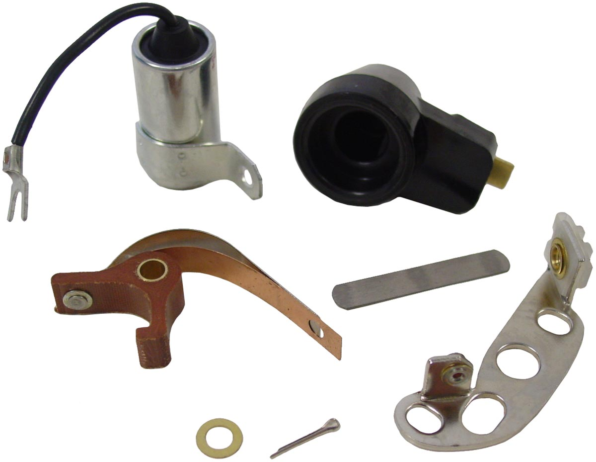 Ford 8n Tune Up Parts : Fds ignition tune up kit ford n tractor parts
